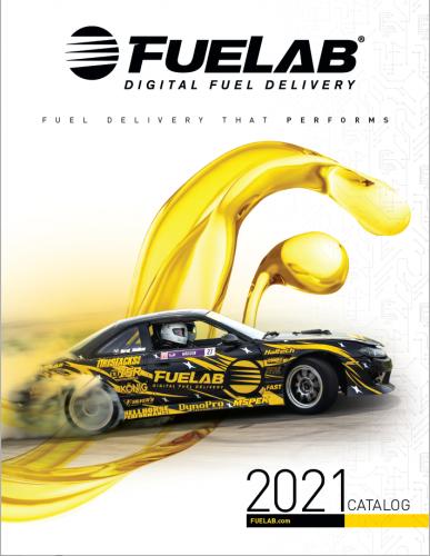 FUELAB 2021 Gas Catalog