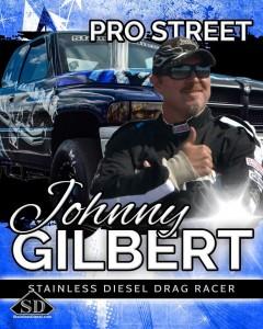 Johnny Gilbert